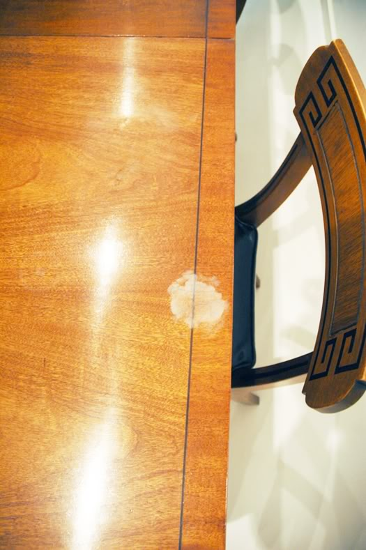 If Youu0027ve Ever Owned A Wooden Dinner Table, Youu0027re Probably Familiar With  These White Stains That Seemingly Appear Out Of Nowhere. If Youu0027re Able To  Connect ...