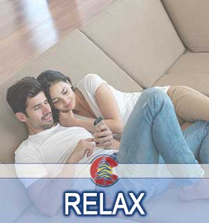Relax and enjoy and your sparkling clean home with maid services thornton