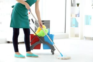 How do I disinfect my home against COVID-19