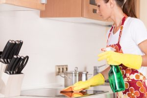How to sanitize your kitchen during COVID-19?