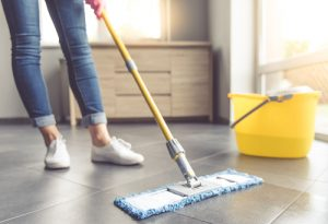 How to clean your house from top to bottom