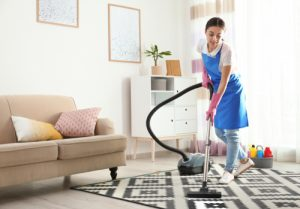 What is a good house cleaning schedule